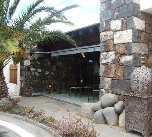 Blick zum Speisezimmer Hotel Boutique Villa VIK