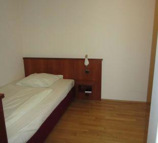 Schlafzimmer NewLivingHome Appartements Hamburg