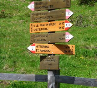 Schönste Wanderungen Gasthof zum Hirschen