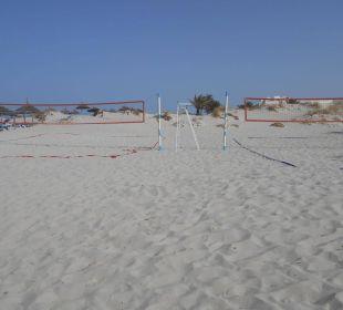 Beach Volley Hotel Fiesta Beach Djerba
