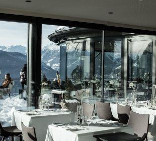 Restaurant Klassik und Panorama Restaura MIRAMONTI Boutique Hotel