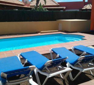 Pool Brisas del Mar Villas