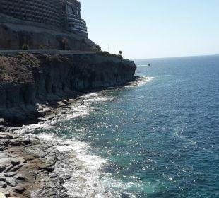 Küstenpromenade nach Puerto Rico ClubHotel Riu Vistamar