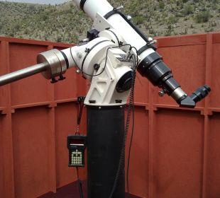 Teleskop des Observatoriums Hacienda Los Andes Hacienda Los Andes