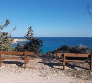 Radtour zur nächsten Badebucht Hotel Nissi Beach Resort