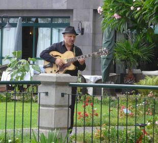Live Musik am Nachmittag Hotel The Cliff Bay (PortoBay)