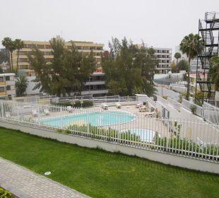 Ausblick aus dem Zimmer Hotel Dorotea