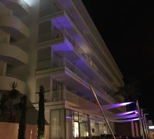 Eingangsbereich JS Hotel Sol de Alcudia