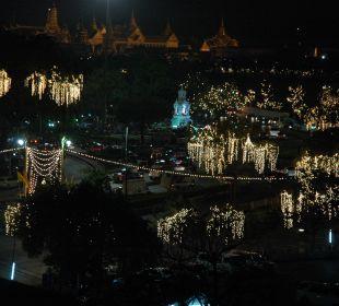 Ausblick auf den Königspalast