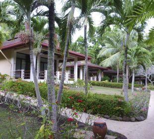 Schöne Gartenanlage Henann Resort
