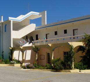 Karavos Rezeption Hotel Karavos