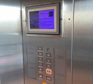 Aufzug Dorint Hotel am Heumarkt Köln