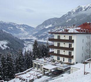 """""""Schokoladenseite"""" vom Hotel Miramonte Badgastein Hotel Miramonte"""