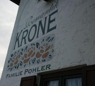 Hotelansicht Gasthof Romantik Krone