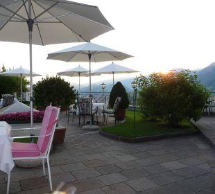 Sonnenuntergang Alpines Lifestyle Hotel Tannenhof
