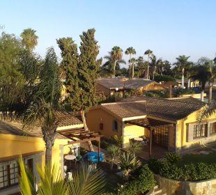 Aussicht von der Dachterrasse Dunas Maspalomas Resort