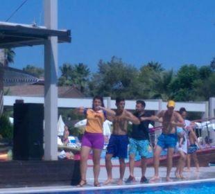 Clubtanz Sunis Elita Beach Resort