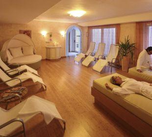 Ruheraum mit Wasserbetten Hotel Grafenstein
