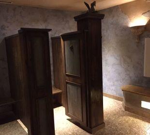Umkleide Hotel Colosseo Europa-Park