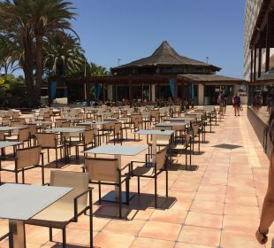 Animationberiech Blick Richtung Snackbar SENTIDO Gran Canaria Princess