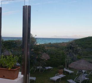 Essensterrasse Hotel Playa Esperanza