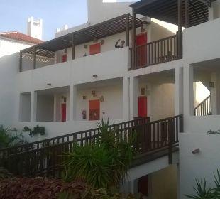 Zimmer von hinten Fuerteventura Princess
