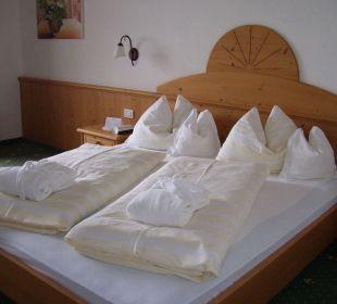 """Unser Zimmer Typ """"Morgenrot"""" Hotel Lärchenhof"""