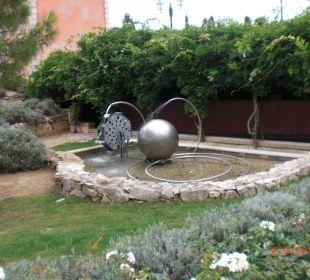Alles wunderbar angelegt Hotel Colosseo Europa-Park