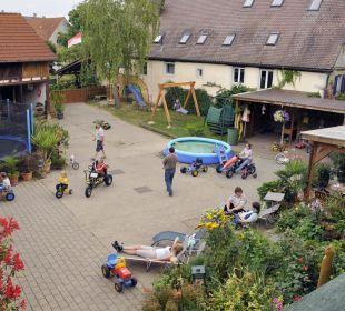 Der abgeschlossene Ferienhof Ferienhof Eulennest
