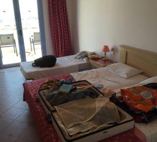 Der angebliche Bungalow Hotel Mitsis Rhodos Village & Bungalow