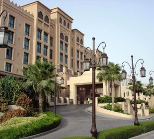 Hotelanfahrt/Eingang Vida Hotel Downtown Dubai