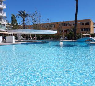 Die neue Poolbar JS Hotel Sol de Alcudia
