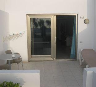 Terrasse Hotel Las Costas