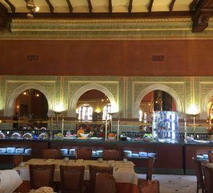 Frühstücksbüffet Hotel Alhambra Palace