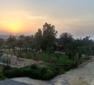 Blick von der Shisha-Bar Hotel Utopia Beach Club