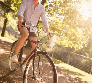 Free bike rental Hotel Schwarzschmied