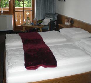 Unser Zimmer Familien-Landhotel Stern