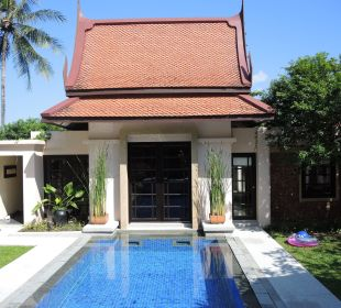 Signature Pool-Villa Hotel Banyan Tree Phuket