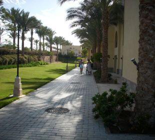 Gänge Stella Di Mare Beach Resort & Spa Makadi Bay