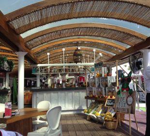 Frische Säfte zum Frühstück Ushuaia Ibiza Beach Hotel - The Tower / The Club
