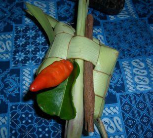 Leckere Baligerichte Bali Rani Hotel