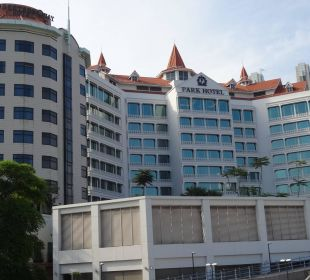 Aussenansicht Park Hotel Clarke Quay