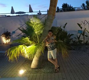 Ausreichend Liegen und Schirme JS Hotel Sol de Alcudia