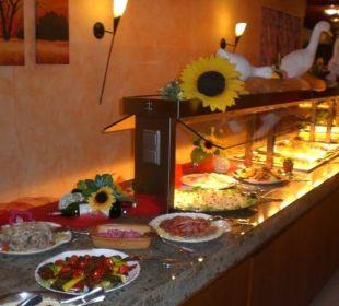 Restaurant/Buffet Hotel Haus am Stein