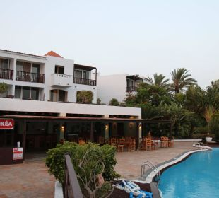 Pool, Bar und Zimmer Fuerteventura Princess