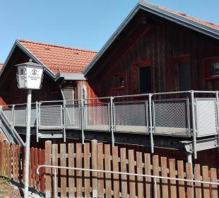 Schöne Hotelanlage Hotel Bayerischer Wald