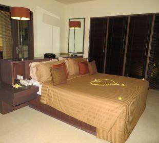 Schlafzimmer The Ahimsa Beach