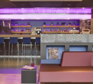 Bar InterCityHotel Darmstadt
