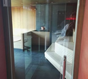Sauna Privat Spa Hotel Tauern Spa Zell am See-Kaprun