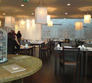 Frühstücksraum Hotel Bellevue
